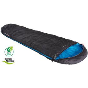 High Peak TR 300 Sleeping Bag anthrazit/blue
